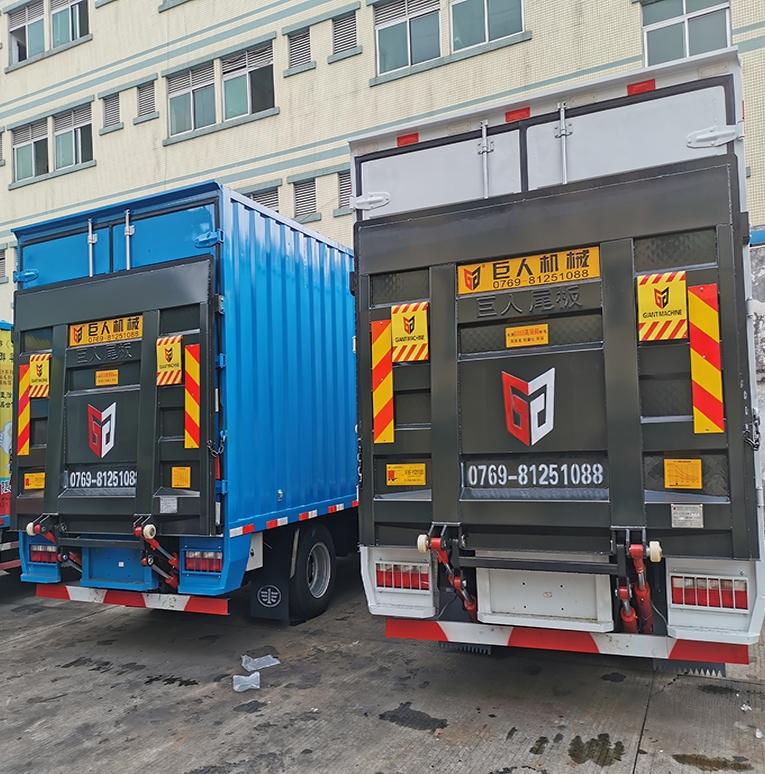 4米2轻卡货车尾板